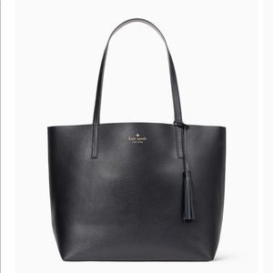 Brand new Kate Spade double sided leather tote